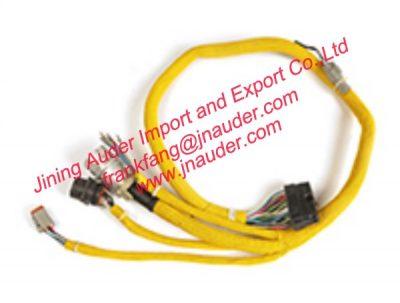6240-81-5322 WIRE HARNESS KOMATSU parts SA6D170E, SAA6D170E - on