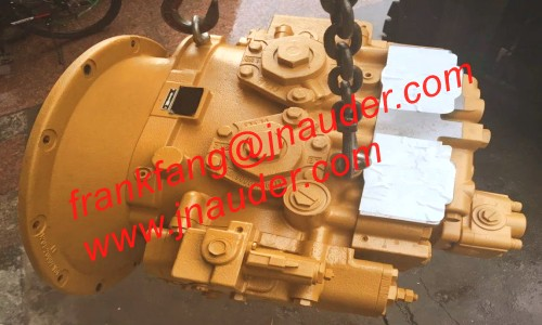 E320D main pump